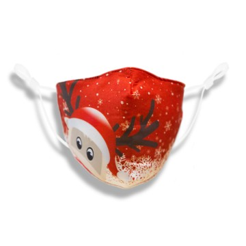 Masque Noel adulte en...