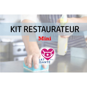 Kit Restaurateur Mini