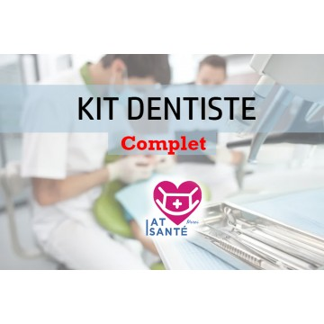 Kit Dentiste complet
